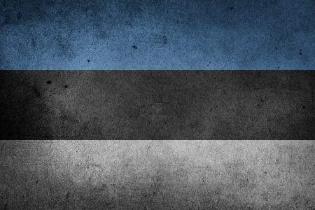 Estland Flagge