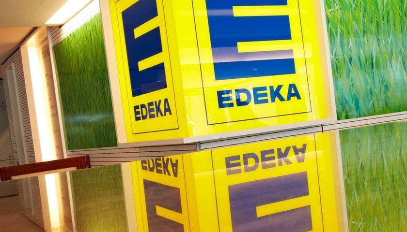 Edeka Zentrale - Empfang