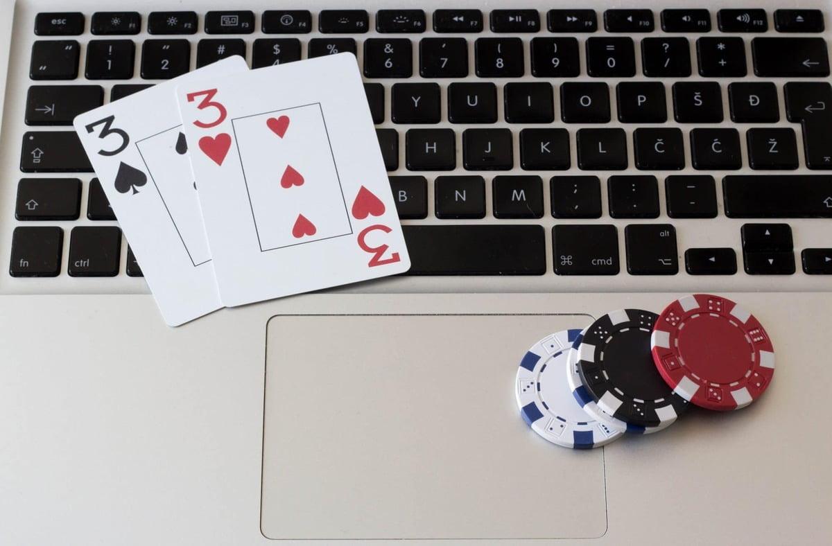 Onlline-Pokern