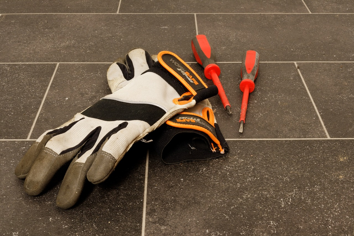 Schutz-Handschuhe