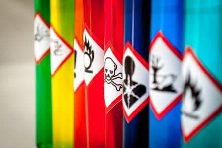 Lagerung Gefahrstoffe
